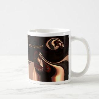 Hot Chocolate Mug Print By ZIZZAGO