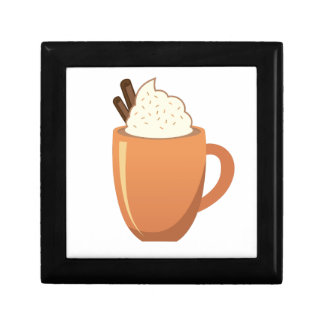 Hot Chocolate Trinket Boxes