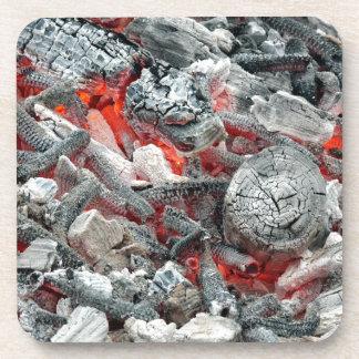 Hot Coals Coasters