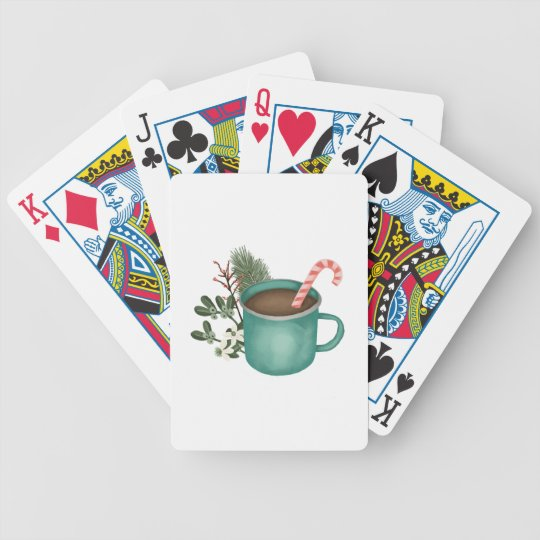 HOT COCO BICYCLE PLAYING CARDS