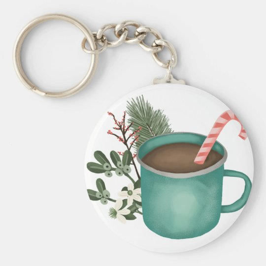 HOT COCO KEYCHAIN