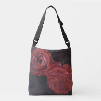 Hot Cocoa Floral Tote