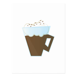 Hot Cocoa Postcard