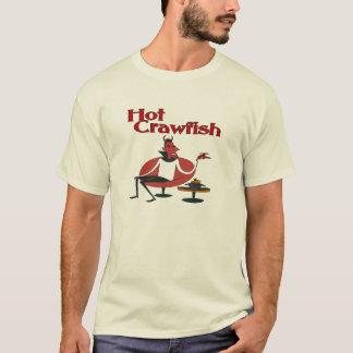 Hot Crawfish with Devil T-Shirt