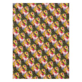 Hot crops tablecloth