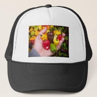 Hot crops trucker hat