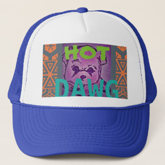 HOT DAWG TRUCKER HAT