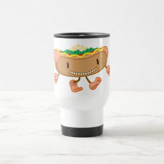Hot Dog! 15 Oz Stainless Steel Travel Mug