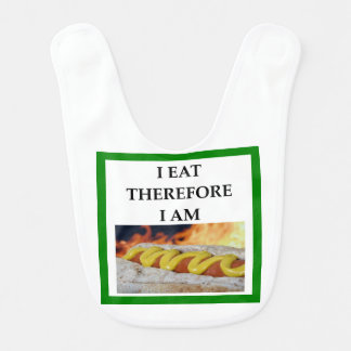 HOT DOG BIB