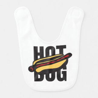 hot dog 🌭 bibs