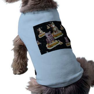 hot dog cat invasion dog clothes