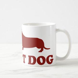 HOT DOG COFFEE MUG