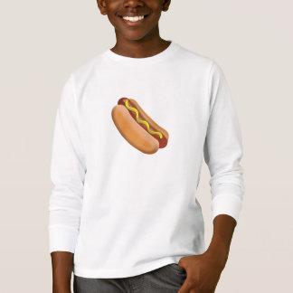 Hot Dog Emoji T-Shirt