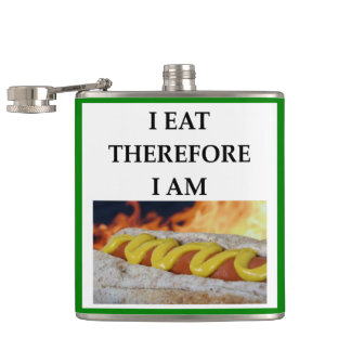 HOT DOG FLASK