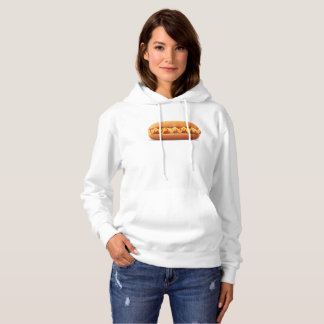 hot dog Funny Halloween costume matching couples Hoodie