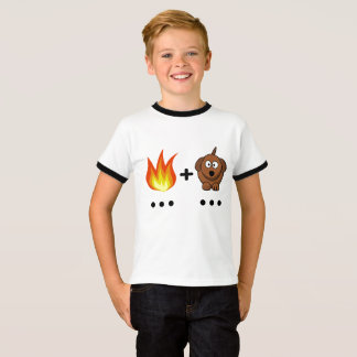 Hot dog funny words T-Shirt