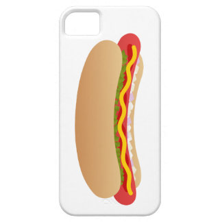 Hot Dog iPhone 5 Cases