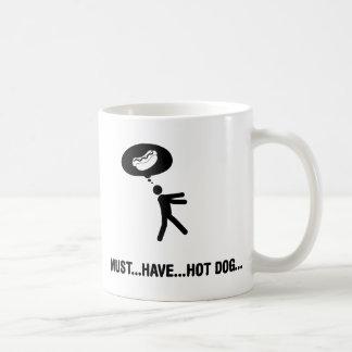 Hot Dog Lover Coffee Mug