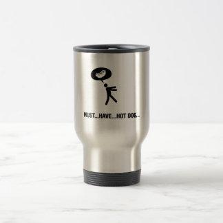 Hot Dog Lover Travel Mug