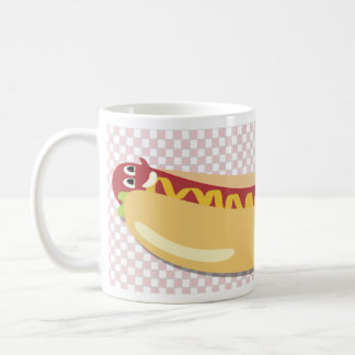 Hot Dog Pal Coffee Mug