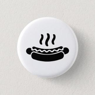'Hot Dog' Pictogram Button