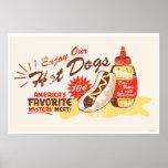 Hot Dog print