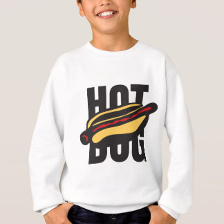 hot dog 🌭 sweatshirt