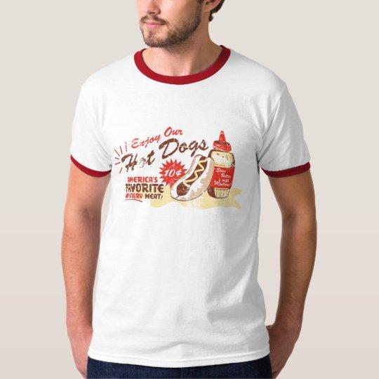 Hot Dog tee