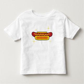 Hot Dog Toddler T-shirt