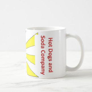 Hot Dogs and Soda Company Coffee Mug