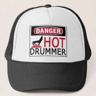 Hot Drummer Trucker Hat
