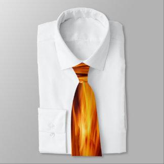 Hot Flames Tie