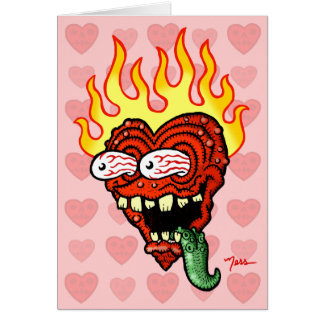 Hot For You! Card
