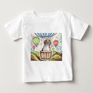 -hot hair balloon baby T-Shirt