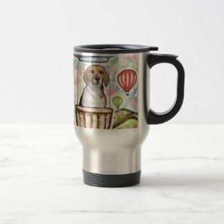 -hot hair balloon travel mug