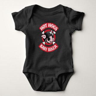 Hot Hogs™ Classic Baby Bodysuit