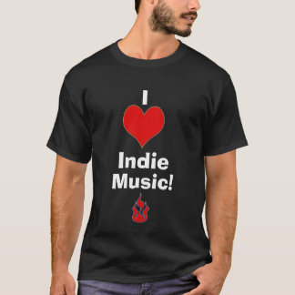 HOT Indie music T T-Shirt