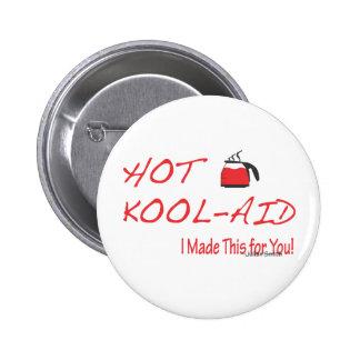 Hot Kool-Aid Julian Smith Pins