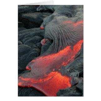 Hot Lava Card