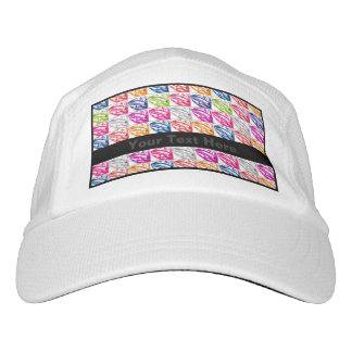 Hot Lips Pop Art Headsweats Hat