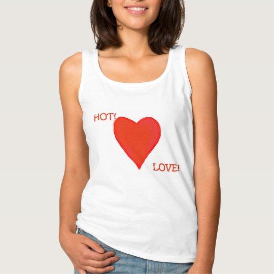 Hot Love !  Tank Top