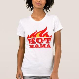 Hot mama t shirt for women