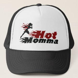 Hot Mama Trucker Hat