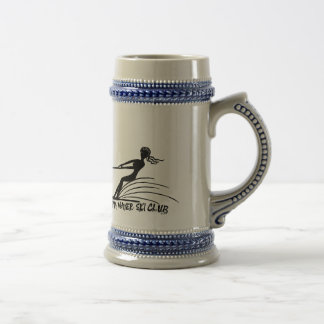 Hot Mama Water Ski Club Stein