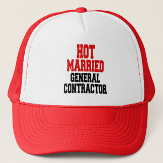 Hot Married General Contractor Trucker Hat