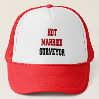 Hot Married Surveyor Trucker Hat
