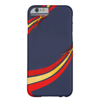 Hot Modern Classic Flourish Barely There iPhone 6 Case