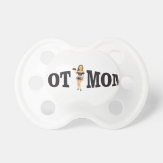 hot mom yeah baby pacifiers
