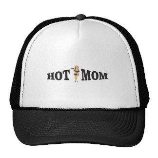 hot mom yeah trucker hat