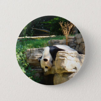 Hot Panda 2 Inch Round Button